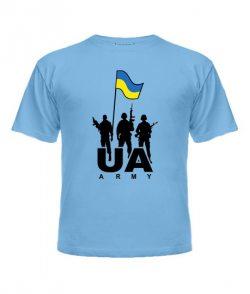 Футболка детская UA army