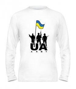 Мужской Лонгслив UA army