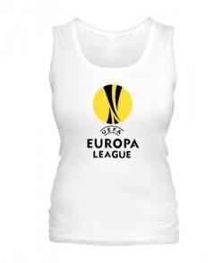 Женская майка УЕФА