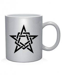 Чашка арт Кельтский узор Вариант №2