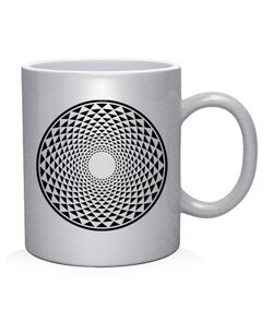 Чашка арт Кельтский узор Вариант №3
