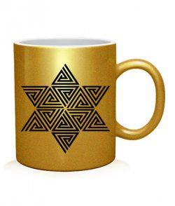 Чашка арт Кельтский узор Вариант №4