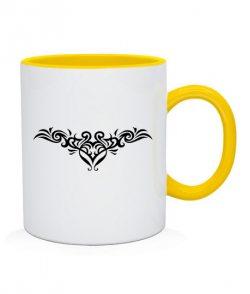Чашка Тату Узор