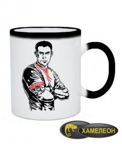 Чашка хамелеон Василий Стус