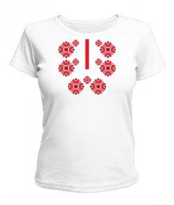 Женская футболка Вышиванка 2