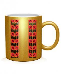 Чашка арт Вышиванки (для него)