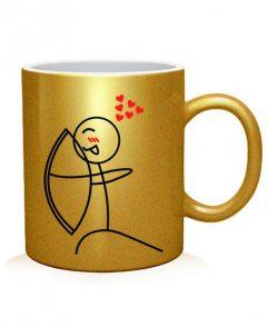 Чашка арт Влюбленные (для него)