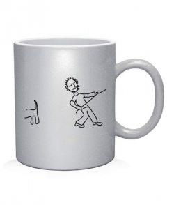 Чашка арт Воздушный змей (для него)