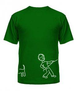 Мужская футболка Воздушный змей