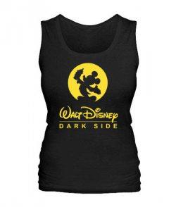 Женская майка Walt Disney-dark side!