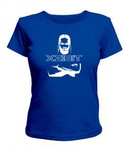 Женская футболка XZIBIT