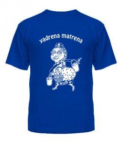 Мужская Футболка Yadrena Matrena