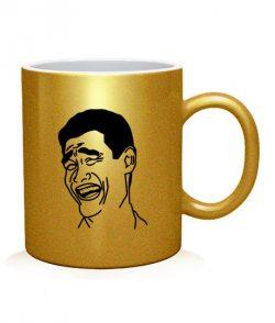 Чашка арт Яо Минг