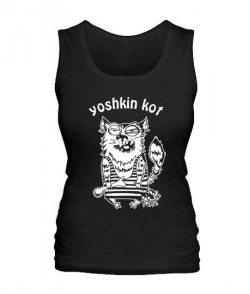 Женская майка Yoshkin kot