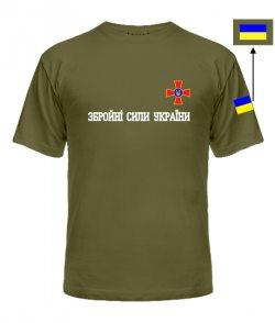 Мужская Футболка Army (S) Збройні сили України