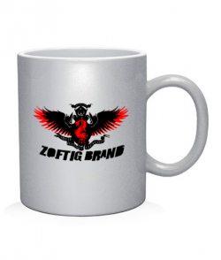 Чашка арт Зофтиг бренд