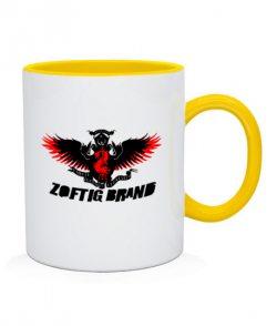 Чашка Зофтиг бренд