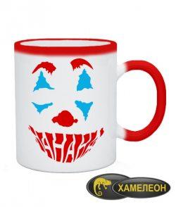 Чашка хамелеон Джокер №10