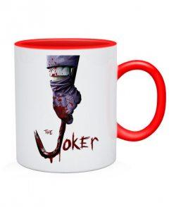 Чашка Джокер №2