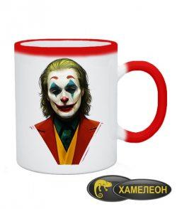 Чашка хамелеон Джокер №4