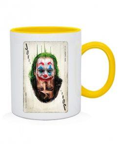 Чашка Джокер №7