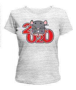 Женская футболка 2020 Щур