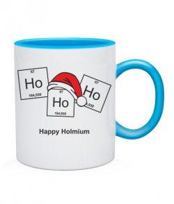 Чашка ХоХоХо Новый год