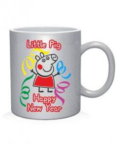 Чашка арт Свинка Пепа