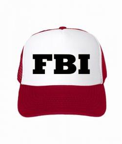 Кепка тракер FBI