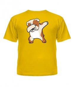 Футболка детская Bulldog (бульдог)