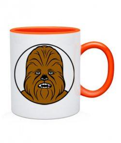 Чашка Чубакка (Star Wars)