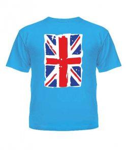 Футболка детская Британский флаг2