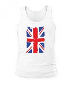 Мужская майка Британский флаг2