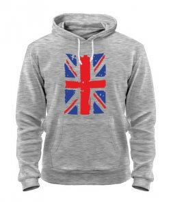 Толстовка Британский флаг2