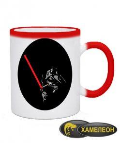 Чашка хамелеон Дарт Вейдер Вариант №5