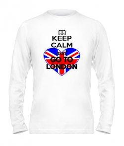 Мужской Лонгслив Лондон 2