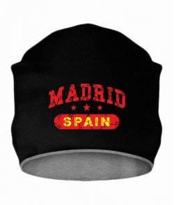 Шапка Мадрид