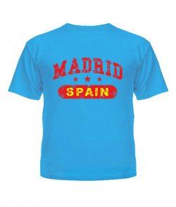 Футболка детская Мадрид