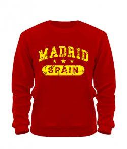 Свитшот Мадрид