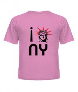 Футболка детская Нью-Йорк 2 (NY)