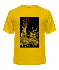 Женская футболка Нью-Йорк (NY)