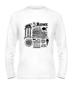 Мужской Лонгслив Рим