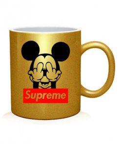 Чашка арт SUPREME