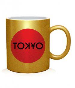 Чашка арт Токио2