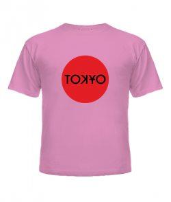 Футболка детская Токио2
