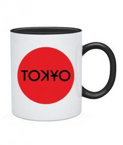 Чашка Токио 2