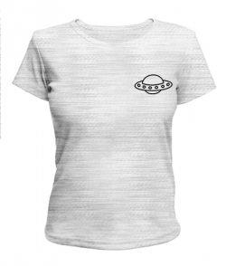 Женская футболка UFO