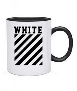 Чашка White