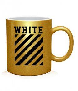 Чашка арт White