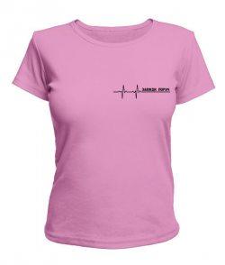 Женская футболка Завжди поруч